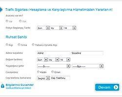 Allianz Sigorta'nın Avantajlı Trafik Sigortası Tekliflerini Sigortam.Net'ten Almak Artık Daha Hızlı Ve Kolay