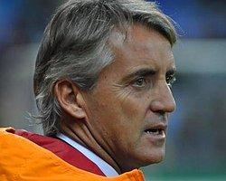 Mancini'den Derbi Açıklaması!