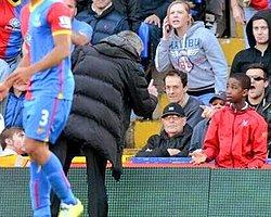 Mourinho Çocuğa Patladı