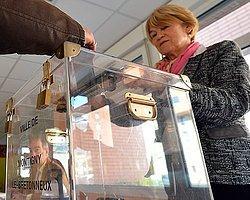 Fransa'da da Yerel Seçim Heyecanı