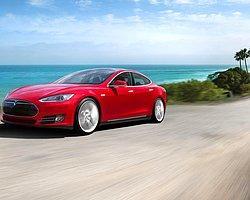 Tesla Model S 2014 Elektrikli