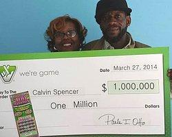 Dünyanın En Şanslı Çifti 1 Ayda 3 Kez Piyango Kazandı