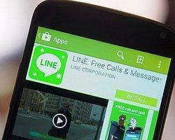 400 Milyon Kişi WhatsApp Yerine Line Kullanıyor