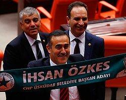 CHP'li Özkes: 'Yalnız Bırakıldım'