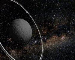 Halkalı Bir Asteroit Keşfedildi