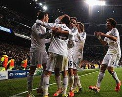 Real Madrid İşi Bitirdi!