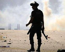 'Polis Fişeği Bir Yılda 50 Kişiyi Kör Etti'