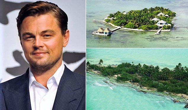 Belize'de kendine ait özel bir adaya sahip.
