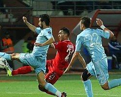 Gaziantep'de Dört Gol, Birer Puan!