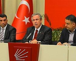 CHP, Ankara İçin YSK'ya Başvurdu
