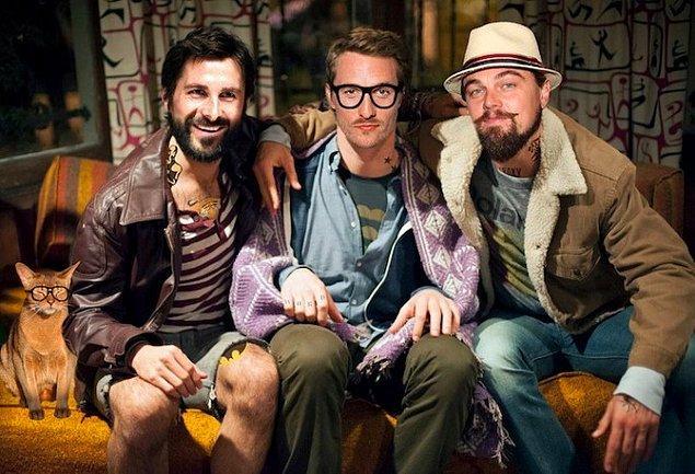 8. Christian Bale, Matthew McConaughey ve Leonardo DiCaprio