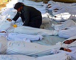 Suriye'deki Kimyasal Saldırıda Türkiye İddiası