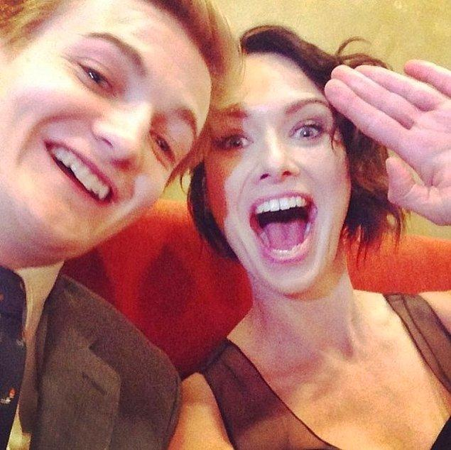 Cersei ve Joffrey