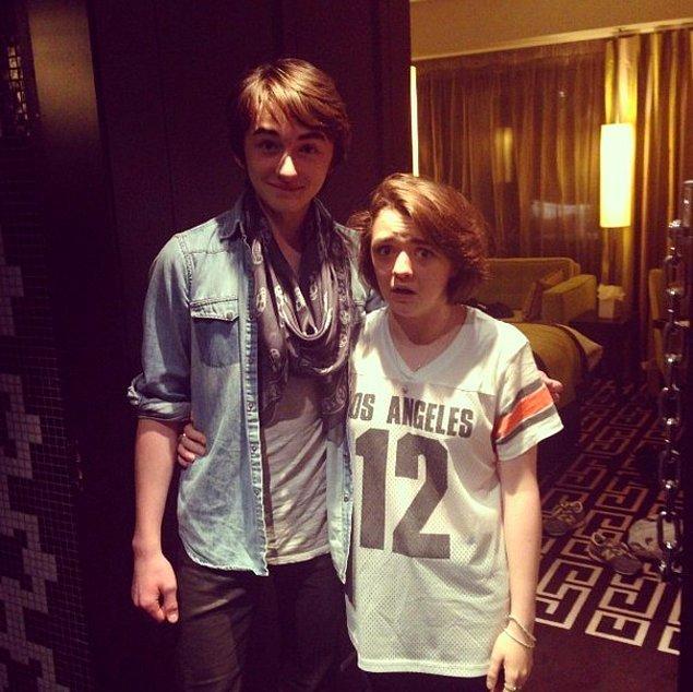Arya ve Bran