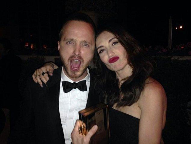 Melisandre ve Jesse Pinkman!