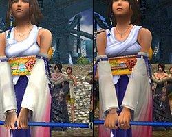 Final Fantasy X'un Ps2, Ps3 Ve Vita Versiyonlarını Karşılaştıran Bir Video