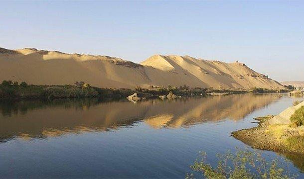 En uzun nehir - Nil Nehri
