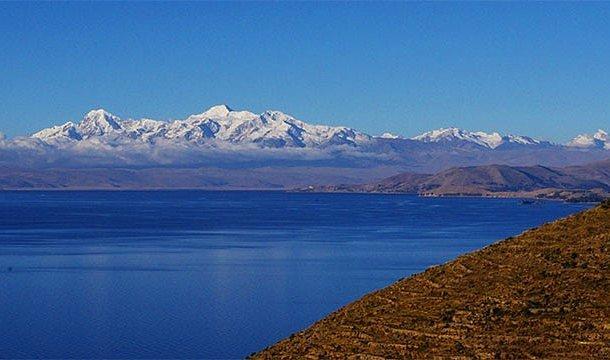En yüksek göl - Titicaca Gölü