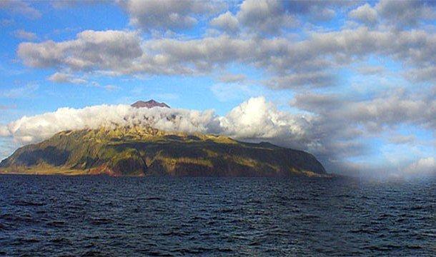Dünyada üzerinde yerleşim bulunan en uzak yer - Tristan de Cunha