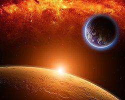 Mars ile Dünya Aynı Hizaya Gelecek