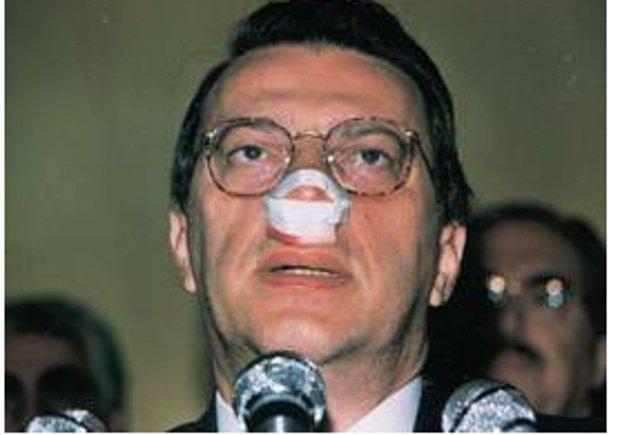 Türk Siyasi Tarihinde Saldırıya Uğramış Politikacılar