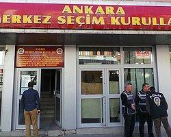 Ankara'da 500 Başvuru da Reddedildi
