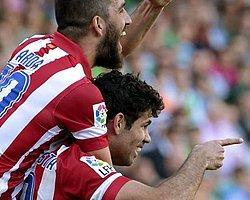 Atletico'nun Yıldızları Barça'ya Karşı Yok!