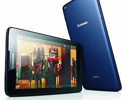 Lenovo'dan Düşük Fiyatlı Android Tablet