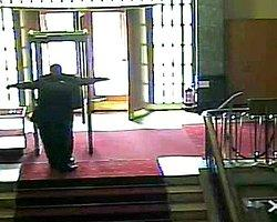 Saldırgan Meclis'e Böyle Girmiş