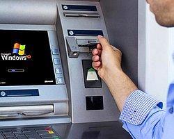 Windows XP Kullanan ATM'ler Ne Olacak?