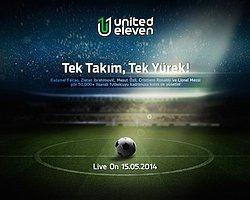 United Eleven 50.000'İ Aşkın Resmi Lisanslı Oyuncu İle Başlama Vuruşunu Yapmaya Hazırlanıyor