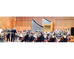 Ted Senfoni Orkestrası'ndan İstanbul Konseri