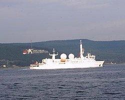 ABD ve Fransa Savaş Gemileri Marmara'da