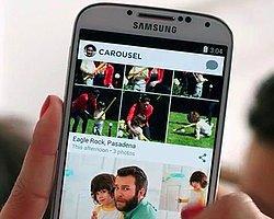 Dropbox'dan Yeni Galeri Uygulaması: Carousel