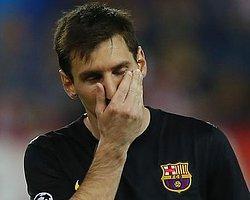 Messi'nin Koşu Mesafesi Şaşırttı