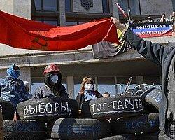 'Ukrayna'da İç Savaş Çıkar'