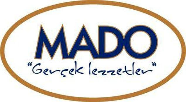 """19. """"Mado"""" bildiğimiz maraş dondurmasının kısaltmasıdır."""