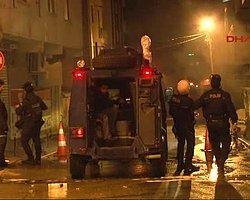 Sancaktepe'de Polis Müdahalesi!