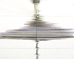 Nikaragua'da Deprem
