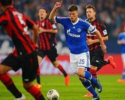 Schalke, Dortmund'un Koltuğunu Sallıyor