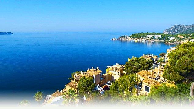1. Mallorca, İspanya