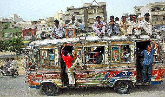 4. Karachi, Pakistan