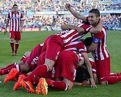 Lider Atletico Farkı Açıyor
