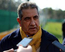 Mahmut Uslu Galatasaray'a Sert Çıktı