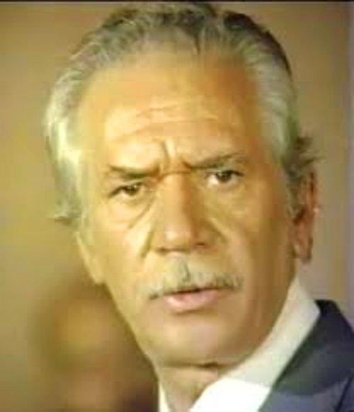 Vladimir Nosik - sinema ve tiyatro oyuncusu 70