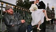 Bakmaya dayanamayacağınız düğün resimleri :)
