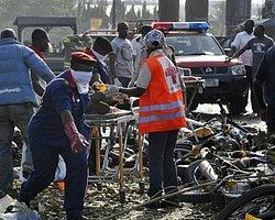 Nijerya'daki Patlamada Boko Haram Şüphesi