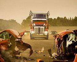 Transformers: Age Of Extinction Yeni Bir Üçlemenin İlki Olacak