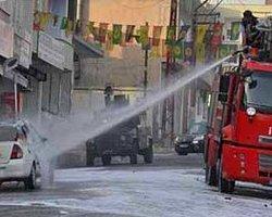 Şırnak'ta Kadın Polisi Göz Göre Göre Yaktılar