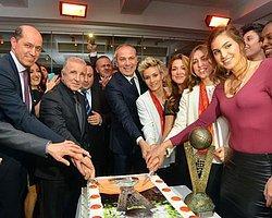 Avrupa Şampiyonluğu Yemekte Kutlandı